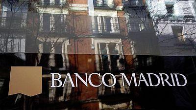 El FROB comunica al juez la no apertura de un proceso de resolución a Banco Madrid