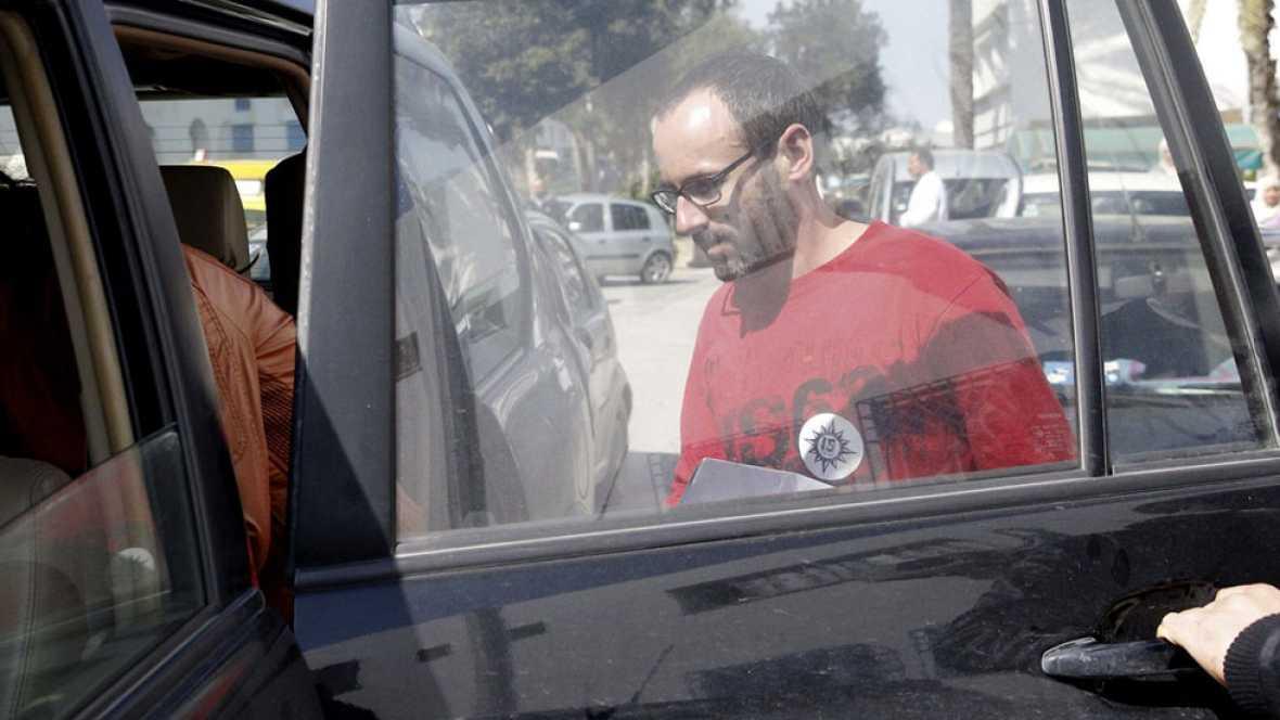Los dos turistas desparecidos en Túnez tras al atendado vieron cómo abatieron a una persona
