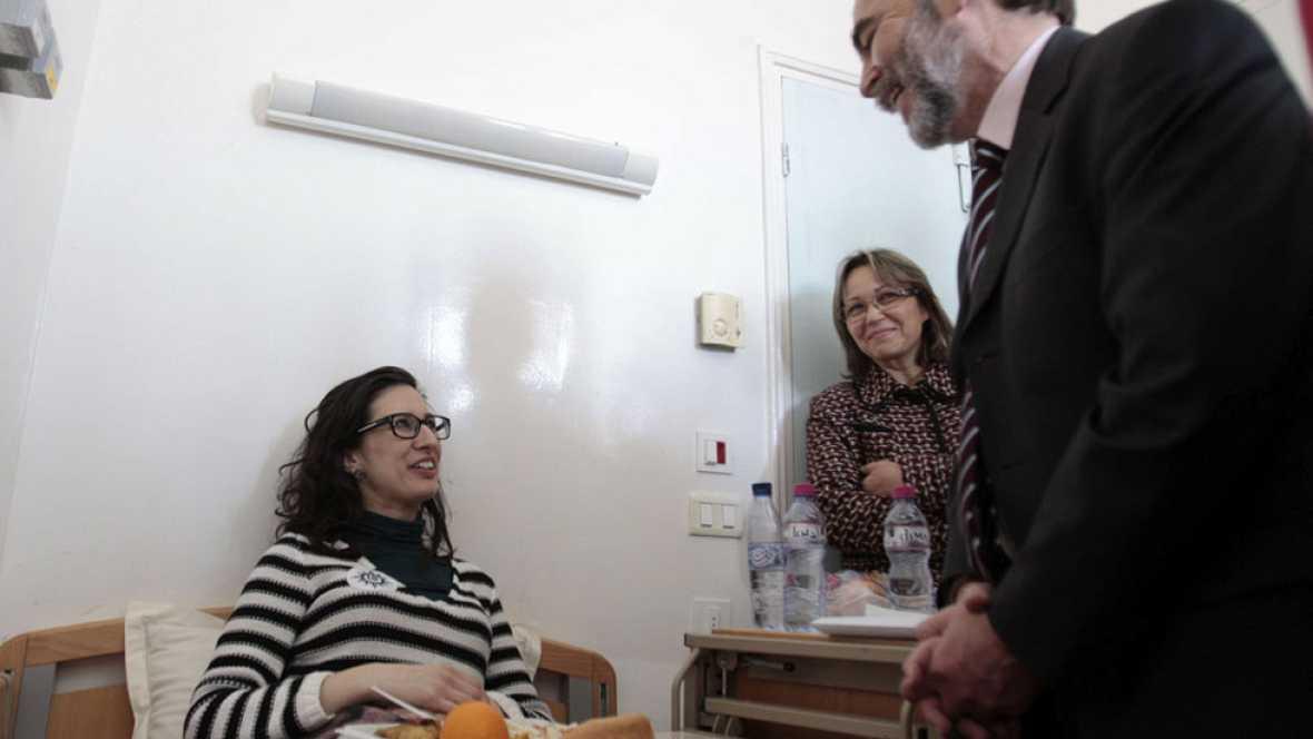 Los dos españoles localizados en Túnez se escondieron tras ver cómo mataban a una persona en el museo