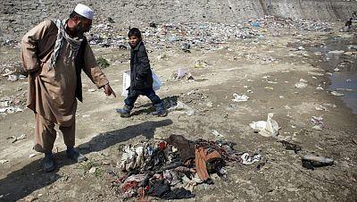 Linchan a una mujer por profanar el Corán en Afganistán