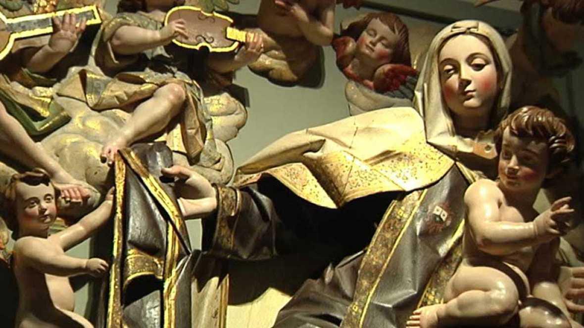 Ávila se prepara para la inauguración de la exposición de las Edades del hombre