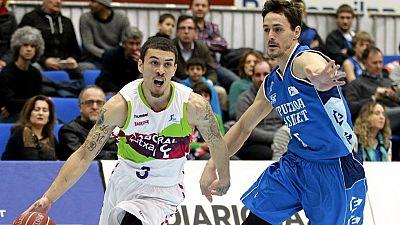 Gipuzkoa Basket 66 - Laboral Kutxa 95