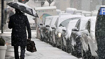 18 provincias se encuentran en alerta por lluvia, viento o nieve