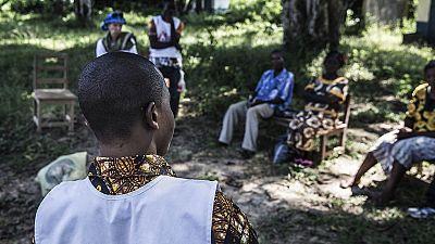 """Santos, superviviente de ébola: """"Recordaré siempre el día que me dieron el alta"""""""