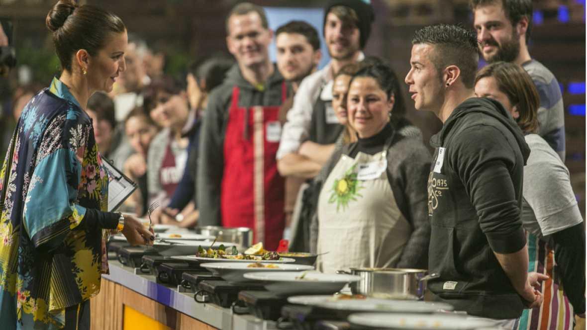 MasterChef vuelve con m�s emoci�n, espect�culo y la mejor cocina