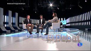 El Debat de La 1 - Entrevista a Marc Pérez i Ramon Vallès