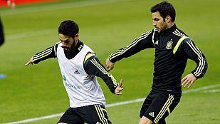 España confía en Sevilla para ganar a Ucrania