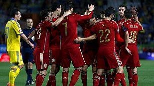 España 1 - Ucrania 0