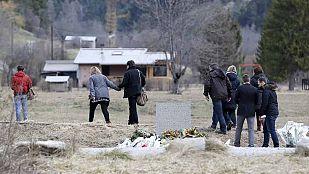Continúa la investigación sobre el accidente aéreo