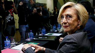 Rosa Díez defiende su continuidad en el Consejo Político
