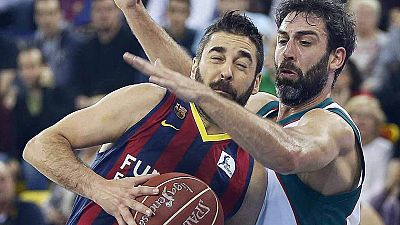 FC Barcelona 99 - Baloncesto Sevilla 83
