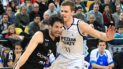 Dominion Bilbao Basket 92 - Gipuzkoa Basket 66