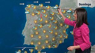 Vientos fuertes en el Ampurdán y zonas del Valle del Ebro y Pirineos