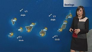 El tiempo en Canarias - 29/03/15
