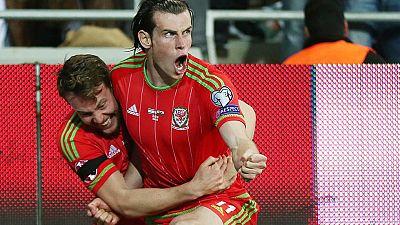 El jugador blanco anotó dos goles y dio una asistencia en la victoria por 0-3. La selección de Modric y Rakitic ganó 5-1 a Noruega.