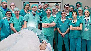 El hospital Vall d'Hebron realiza con éxito su segundo trasplante de cara