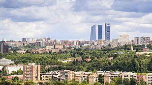 El Tiempo en la Comunidad de Madrid - 30/03/15