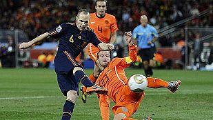 Holanda, cara y cruz de la historia reciente de la Roja