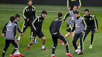 La selección española afronta el partido amistoso contra Holanda como un banco de pruebas en el que entrarán en juego nuevos internacionales como Juanmi o Vitolo y con un once muy novedoso.