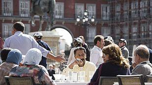 El Tiempo en la Comunidad de Madrid - 31/03/15