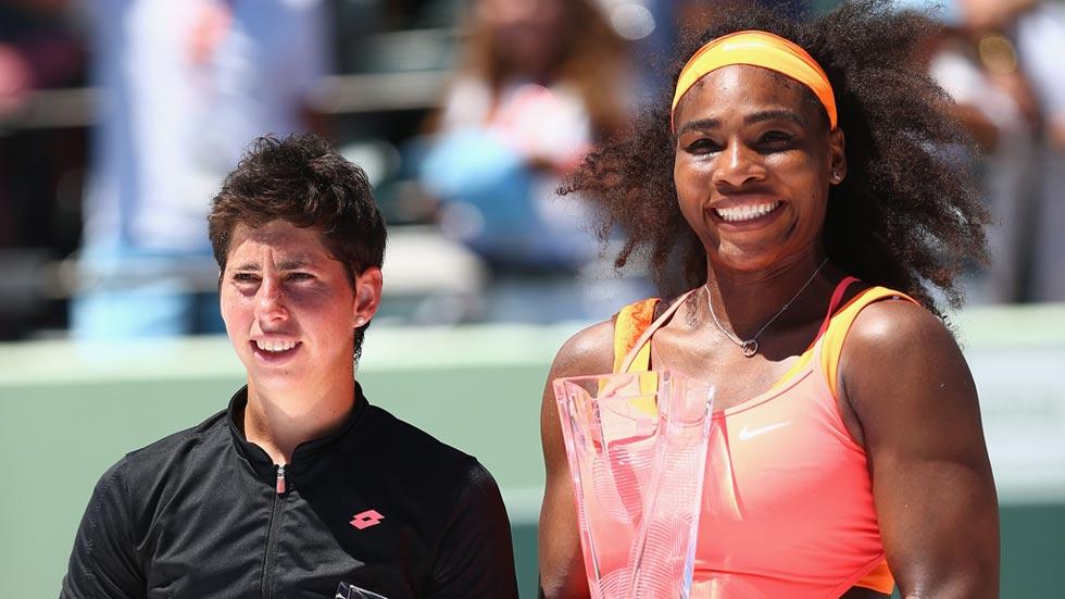 ¿Cuánto mide Serena Williams? - Altura - Real height 3075342