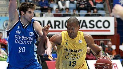 Gipuzkoa Basket 72 - Herbalife Gran Canaria 74