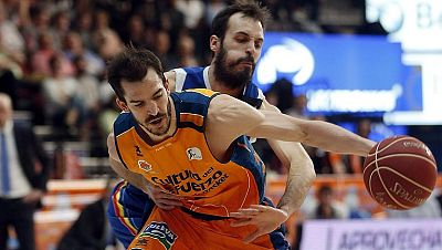 Valencia Basket 95 - MoraBanc Andorra 91