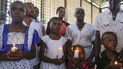 Kenia vive el primero de los tres días de luto oficial
