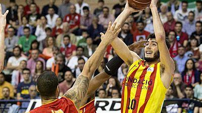 Baloncesto - Liga ACB. 27� jornada: UCAM Murcia CB-FC Barcelona