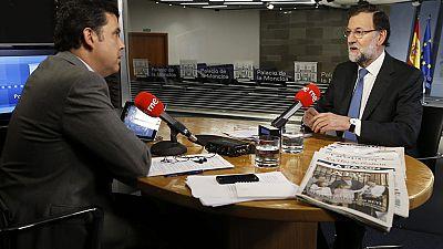 Mariano Rajoy niega que el PP esté dividido y descarta cambios