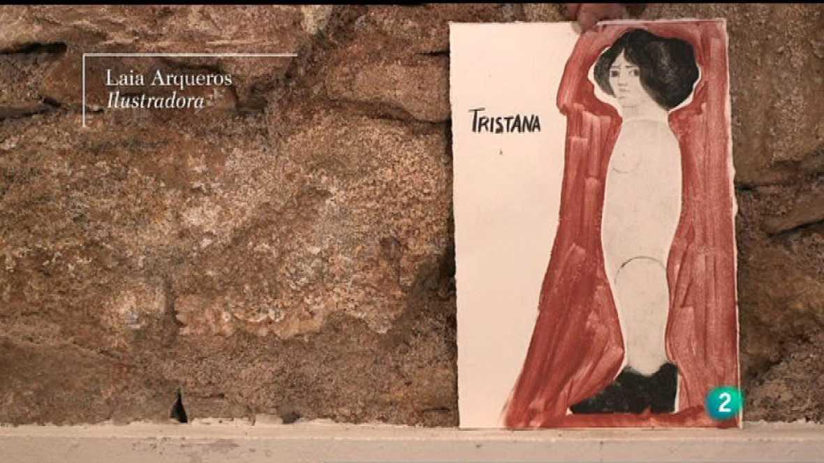 """Página Dos - El clásico: """"Tristana"""" (Literatura Random House) de Benito Pérez Galdós"""