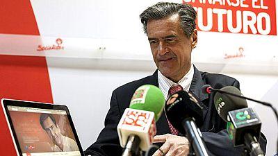 El PSOE suspende temporalmente de militancia a López Aguilar y le aparta del grupo en Bruselas