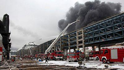 Alerta tóxica en el sureste de China tras la explosión de una fábrica de productos químicos