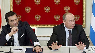 Putin y Tsipras firman un plan de acción conjunto para 2015-2016 para relanzar sus relaciones económicas