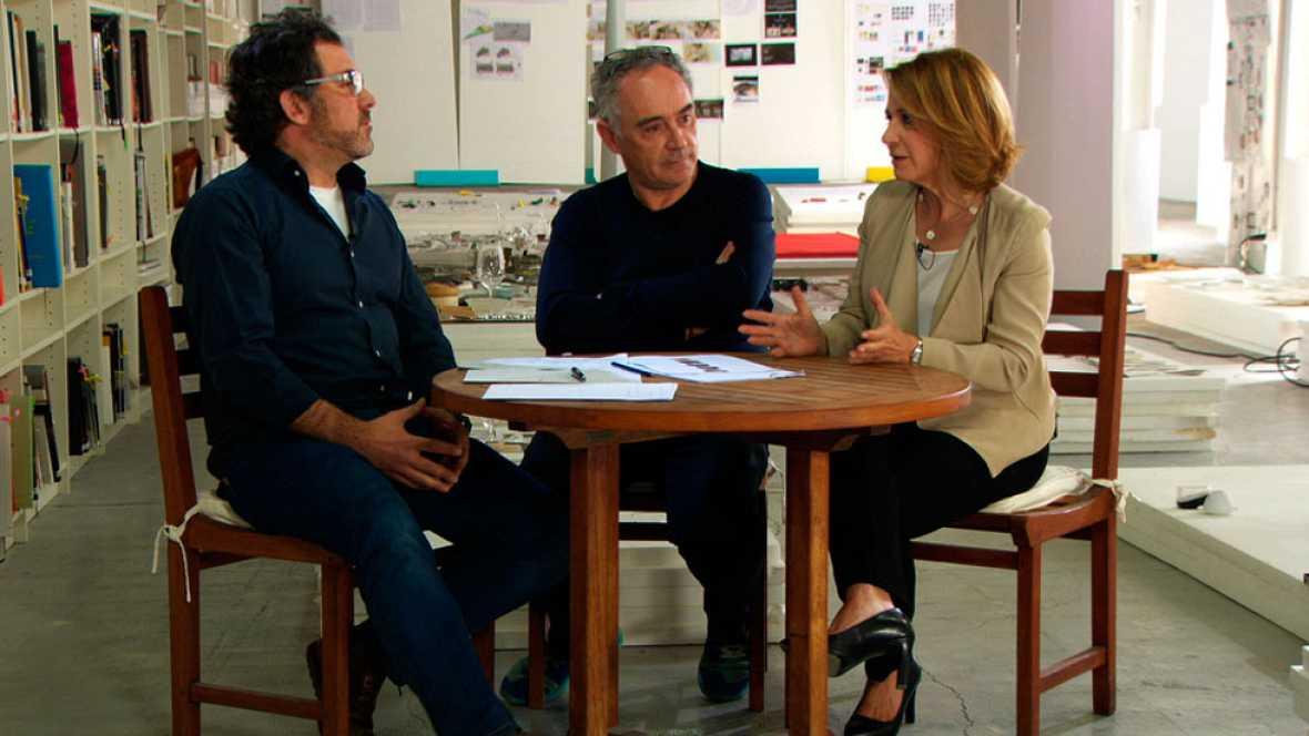 Entrevista completa a Ferran Adrià