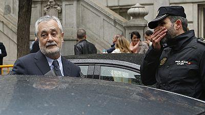 """Griñán admite """"un gran fraude"""" con los ERE pero niega que recibiera informes que alertaran de ello"""