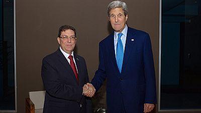 Panamá, la cumbre del reencuentro entre Estados Unidos y Cuba