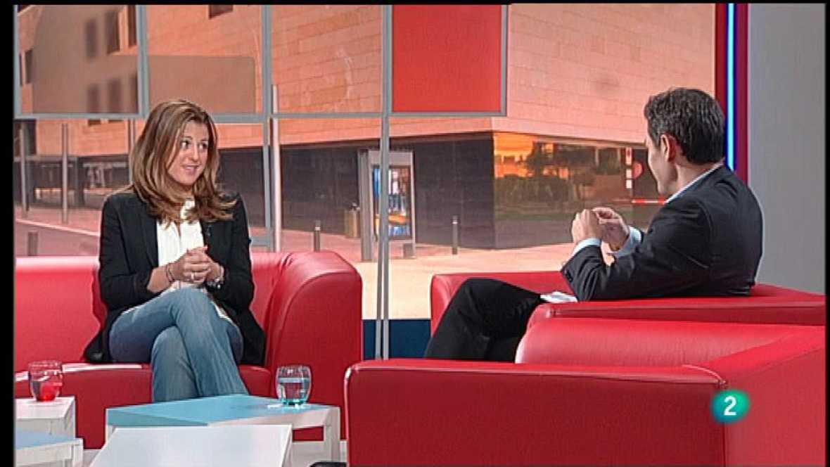 Para Todos la 2 - Entrevista - Marta Plana