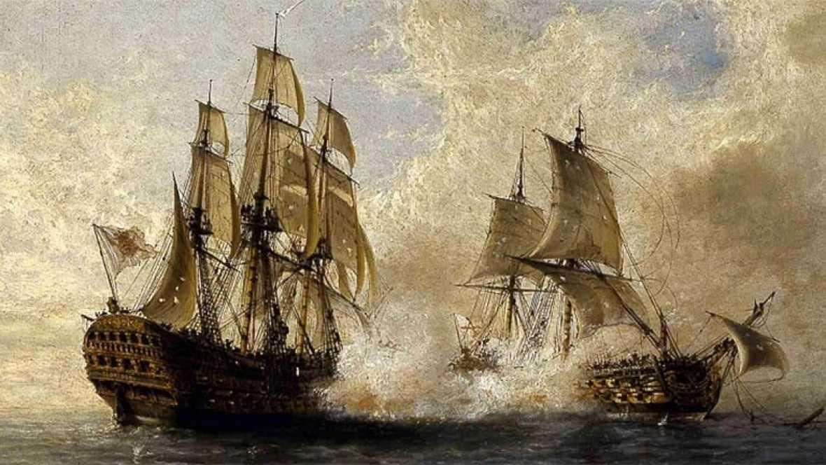"""El Museo Naval de Madrid acoge la explosición """"Hombres de la mar, barcos de leyenda"""", que, comisariada por Arturo Pérez-Reverte, propone un recorrido por la historia de la Humanidad a través de 11 barcos de leyenda. Algunas de estas embarcaciones fue"""