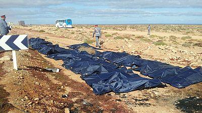Al menos 31 muertos en un accidente de autobús en Marruecos