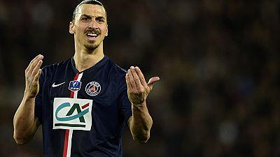 """Ibrahimovic, suspendido cuatro partidos por llamar a Francia """"país de mierda"""""""