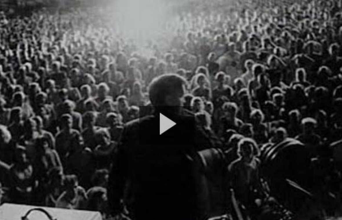 La exposición fotográfica Explorafoto recorre 50 años de música e imagen.