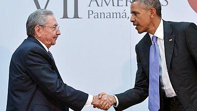 """Obama a Castro: """"Era el momento"""" de intentar """"algo nuevo"""" con Cuba"""