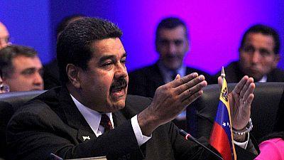 """Maduro asegura que """"puede haber"""" más contactos con EE.UU. tras un encuentro """"causal"""" con Obama"""