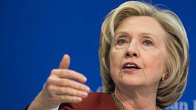 Hillary Clinton aspira a ser la próxima presidenta de EEUU