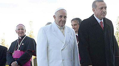 Tensión diplomática entre Turquía y el Vaticano