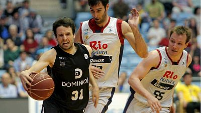 Baloncesto - Liga ACB. 28� jornada: Rio Natura Monbus Obradoiro-Bilbao Basket - ver ahora