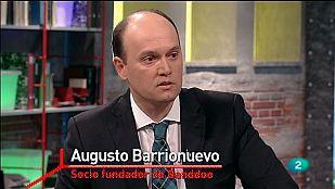 La Aventura del Saber. Augusto Barrionuevo, Socio Fundador de Banddoo