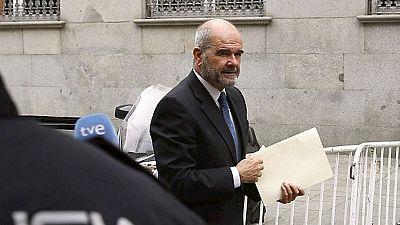 Manuel Chaves defiende la legalidad de su gestión ante el Supremo en el caso de los ERE fraudulentos