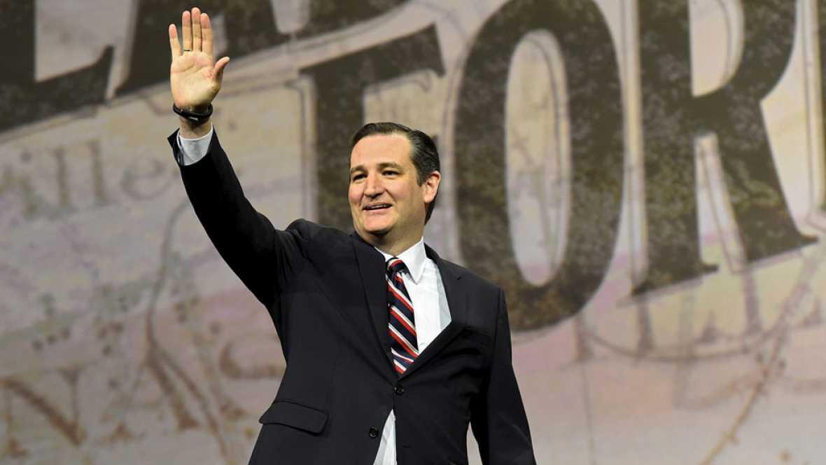 Ted Cruz y Marco Rubio, dos republicanos de origen hispano candidatos a la Casa Blanca